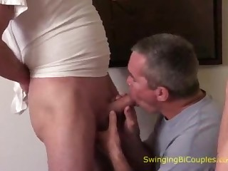 MORE ambidextrous fuck-fest sequences from HOME