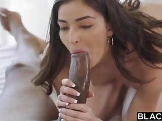 BLACKED School College Girl Vengeance Pounds The brush Schoolteachers Heavy Insidious COCK