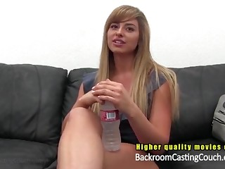 Educator Buttfuck coupled with Domestic Ejaculation Audition
